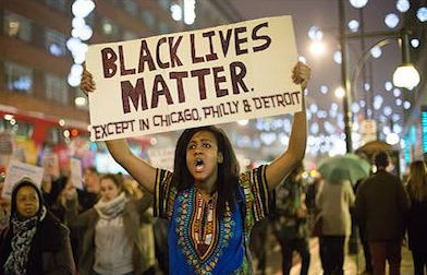 BLM Matters? Not in Chicago