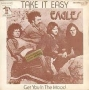 Artwork for The Eagles- Take It Easy (rare session take) Time Warp Song of The Day