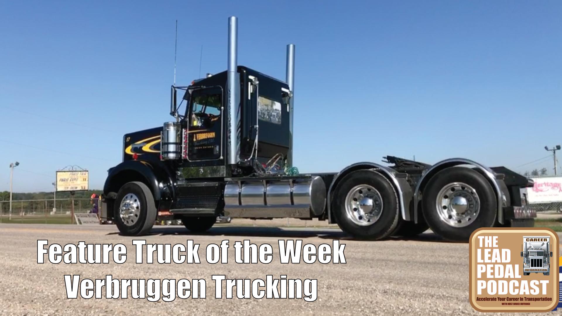 Featured Truck-Verbruggen