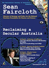 Token Skeptic 155 - On Reclaiming A Secular Australia - Interview With Sean Faircloth