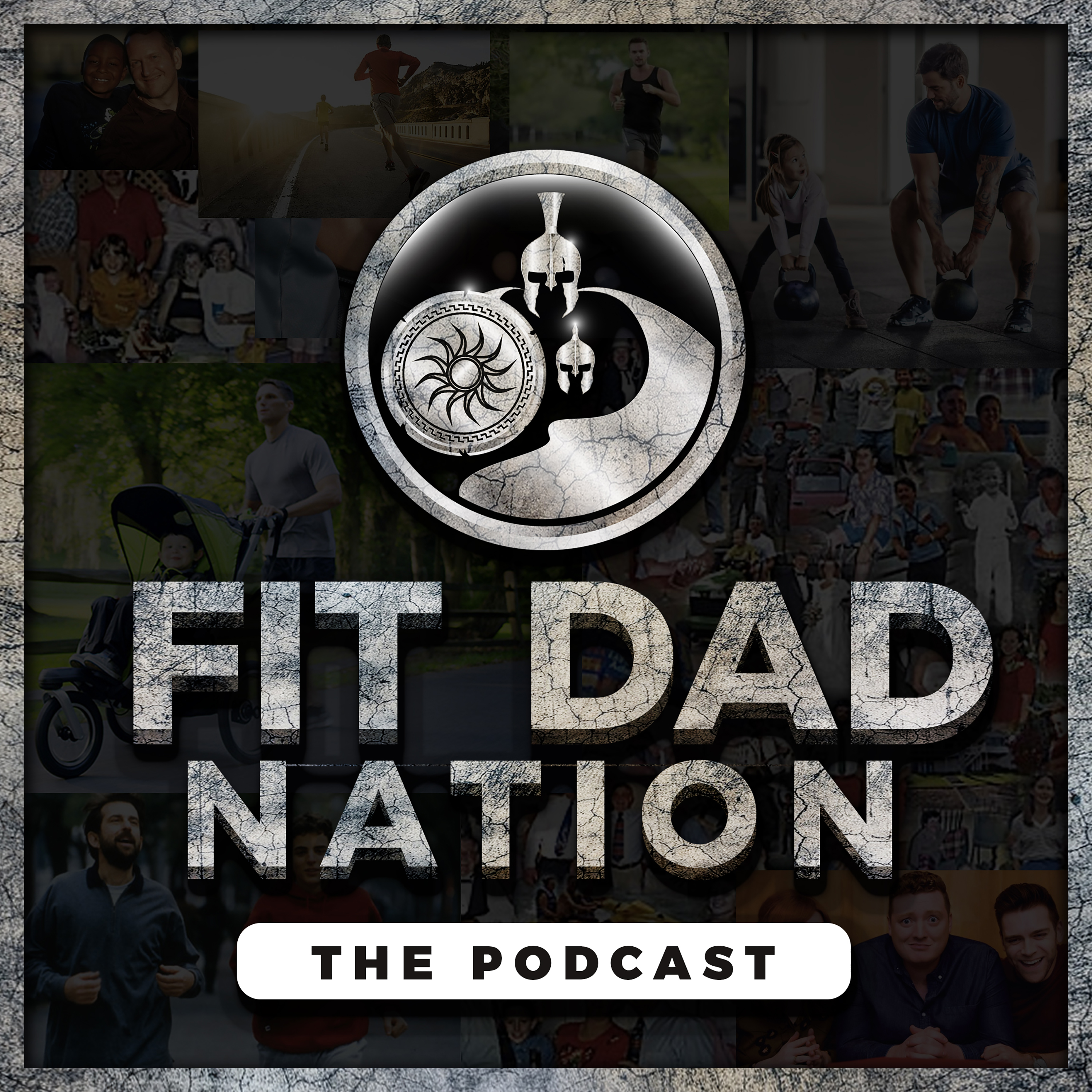 Fit Dad Nation show art