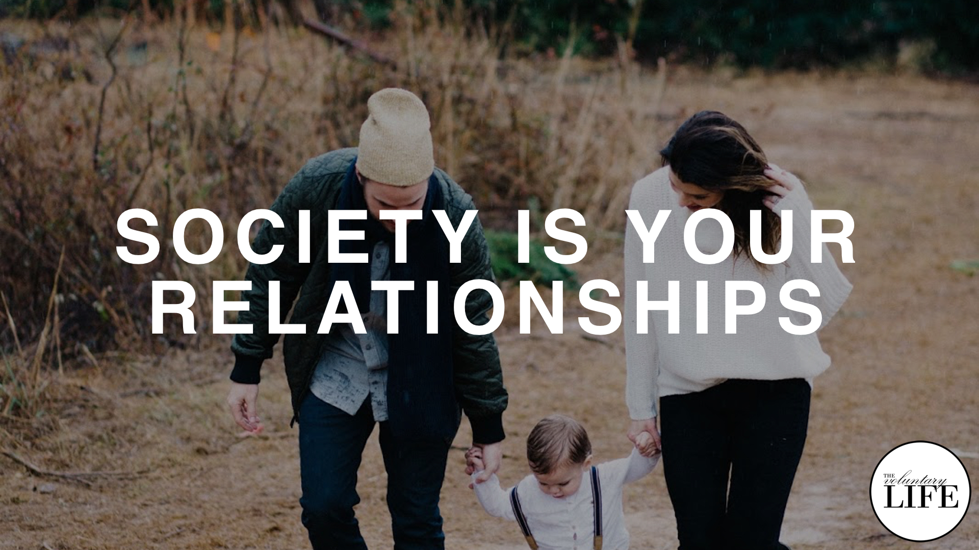 276 Society Is Your Relationships