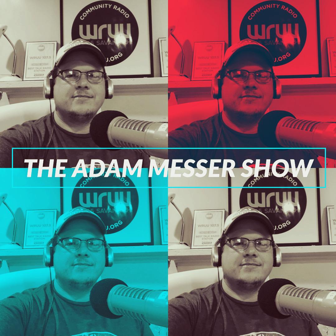 The Adam Messer Show show art