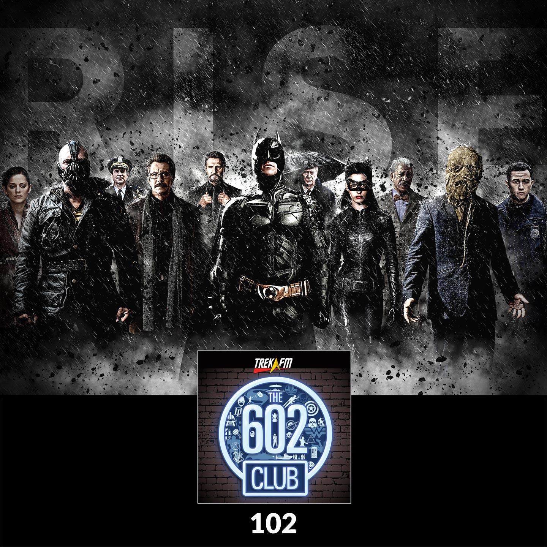 102: Batman Reborn