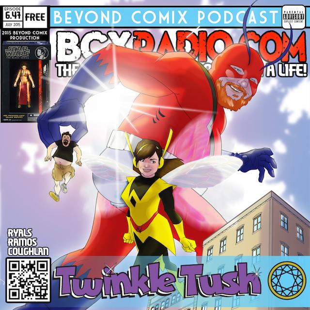 BCXradio 6.47 - Twinkle Tush