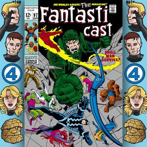 Episode 97: Fantastic Four #83 - Shall Man Survive?