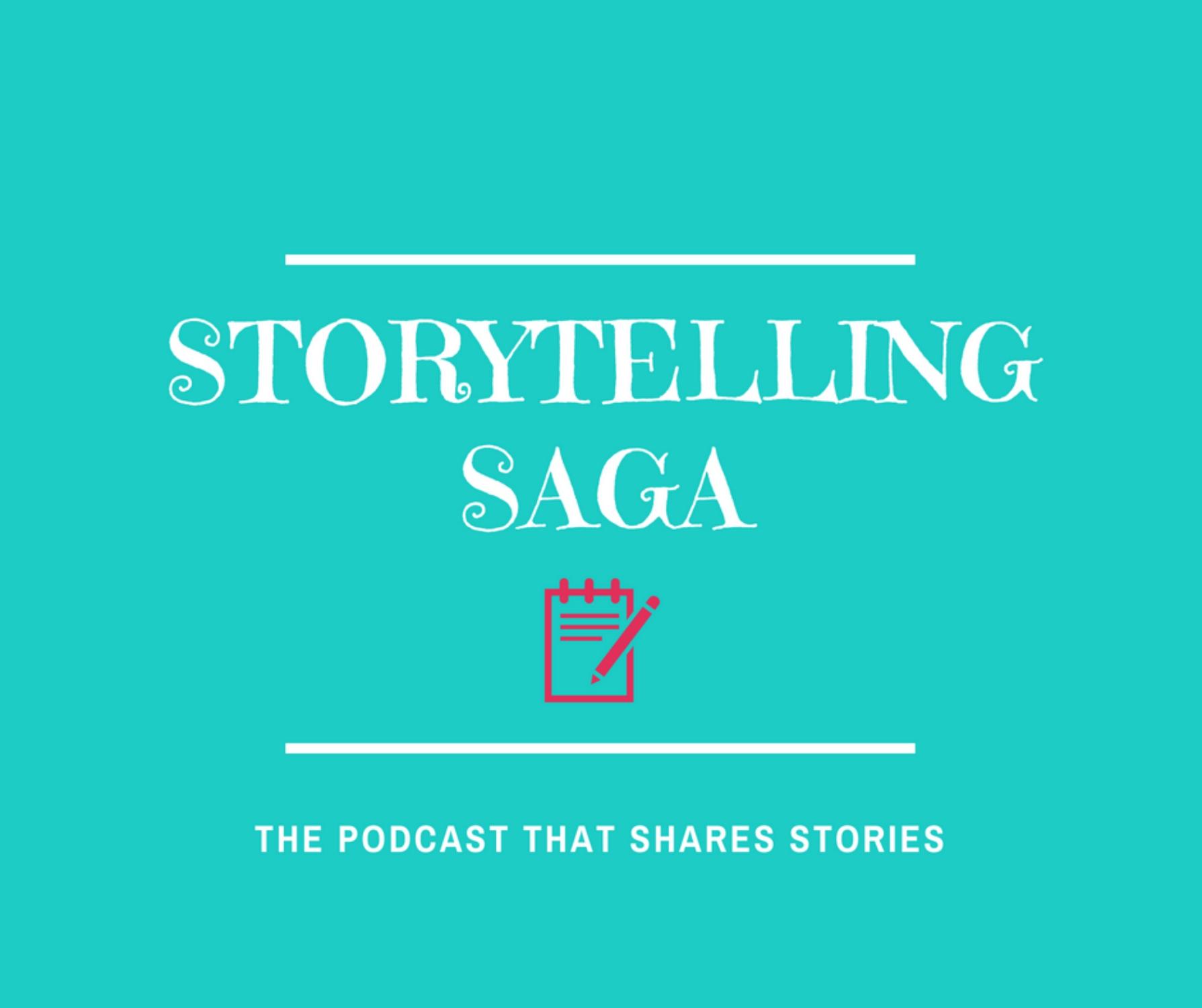 Storytelling Saga show art