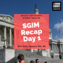Artwork for Recap SGIM19 Day 1