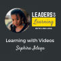 Artwork for Learning with Videos with Saphira Idayu
