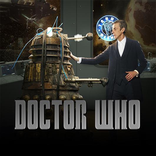 TARDISblend 73: Into The Dalek