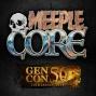 Artwork for MeepleCore Podcast Gencon 50 Bonus episode!