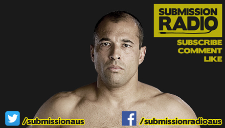 Submission Radio 28/4/14 Royce Gracie, Mike Swick, Javier Mendez