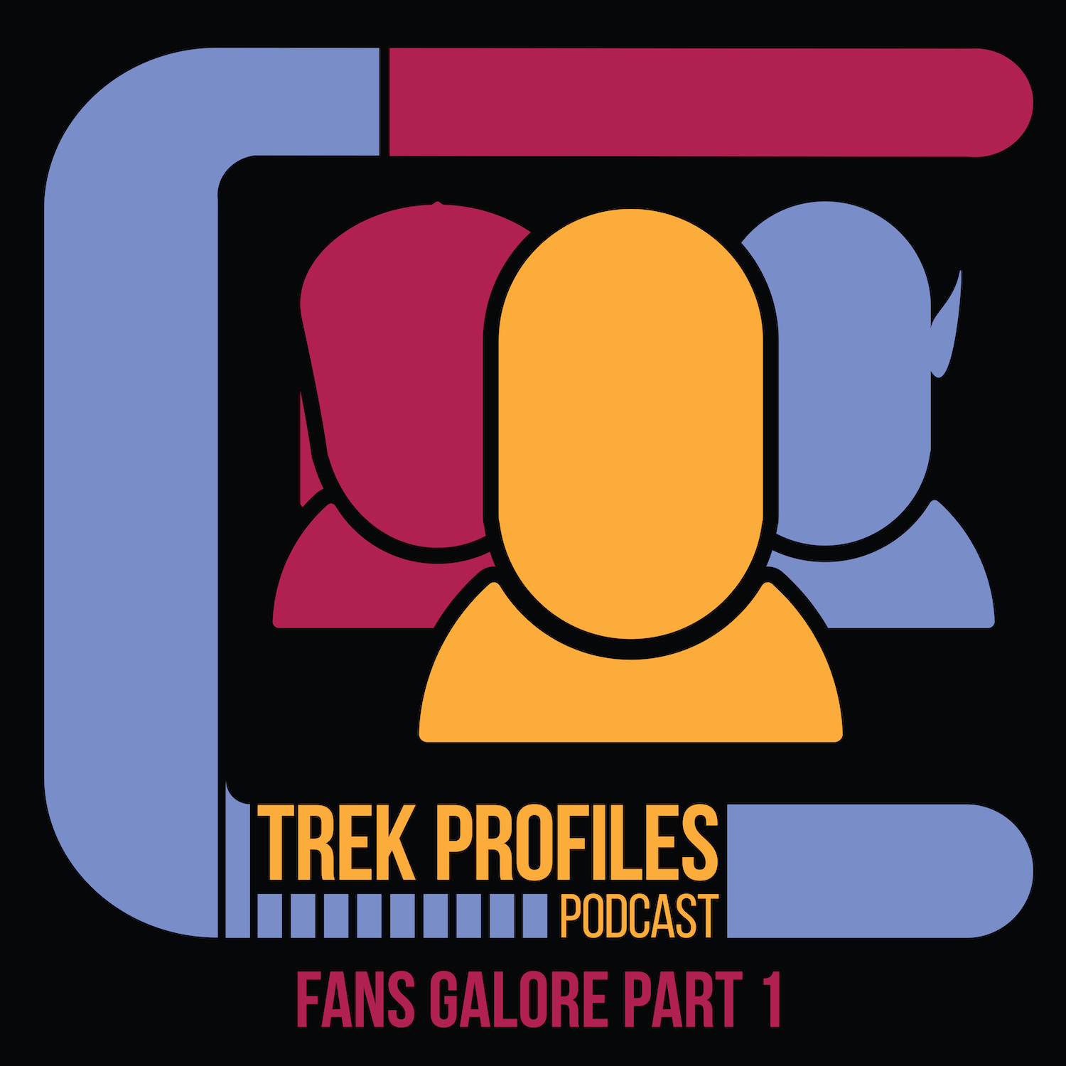 TrekProfiles #13: Fans Galore Part 1