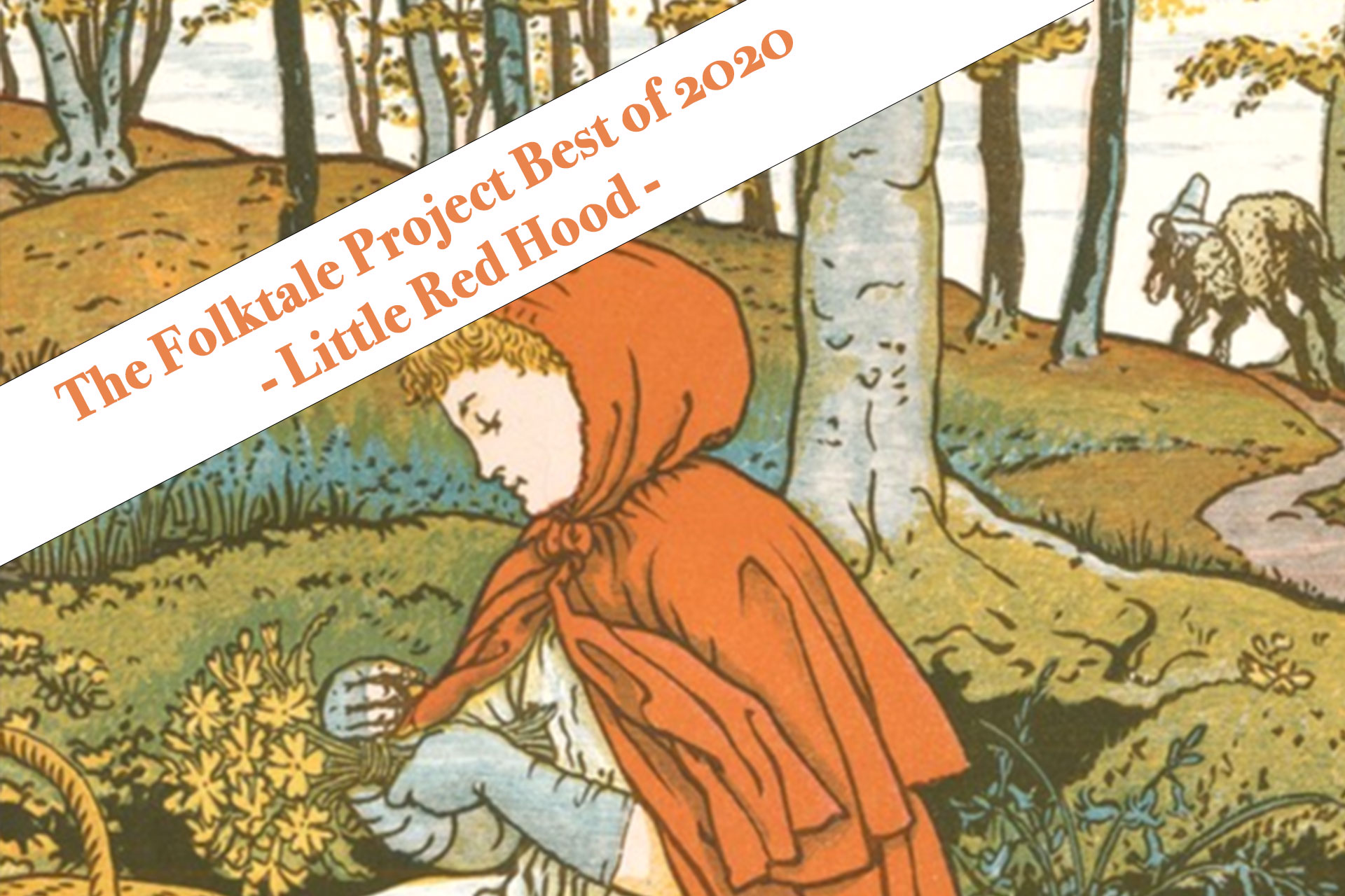 """""""The Folktale Project"""" Podcast"""