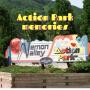 Artwork for Action Park Memories w/Bloodbath Burdzy & Mondo Creepy