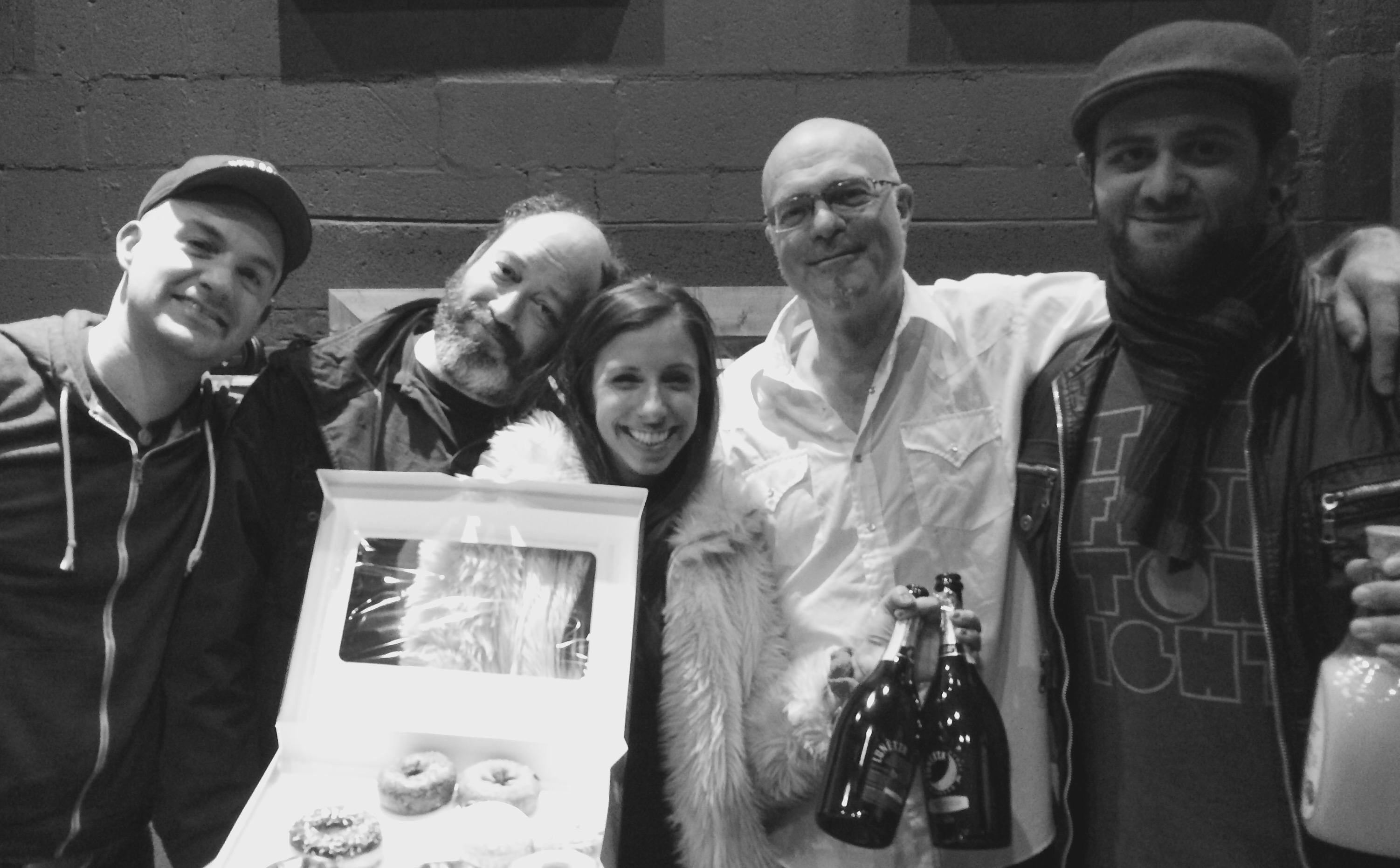 080 - Eric Brace & Karl Straub, Cathy DiToro, Derek Evry