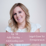 Artwork for Ep. 34 - Addi Ganley Shares How She Used Affiliate Income To Build Her Business