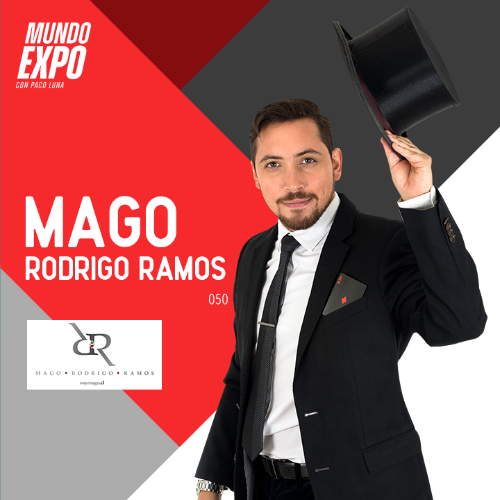 Artwork for E050  Mago Rodrigo Ramos