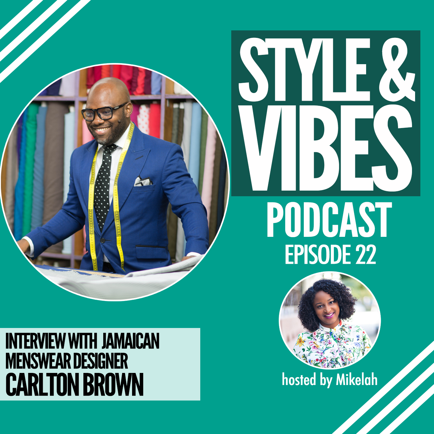 SV 22: Interview with Jamaican Menswear Designer Carlton Brown