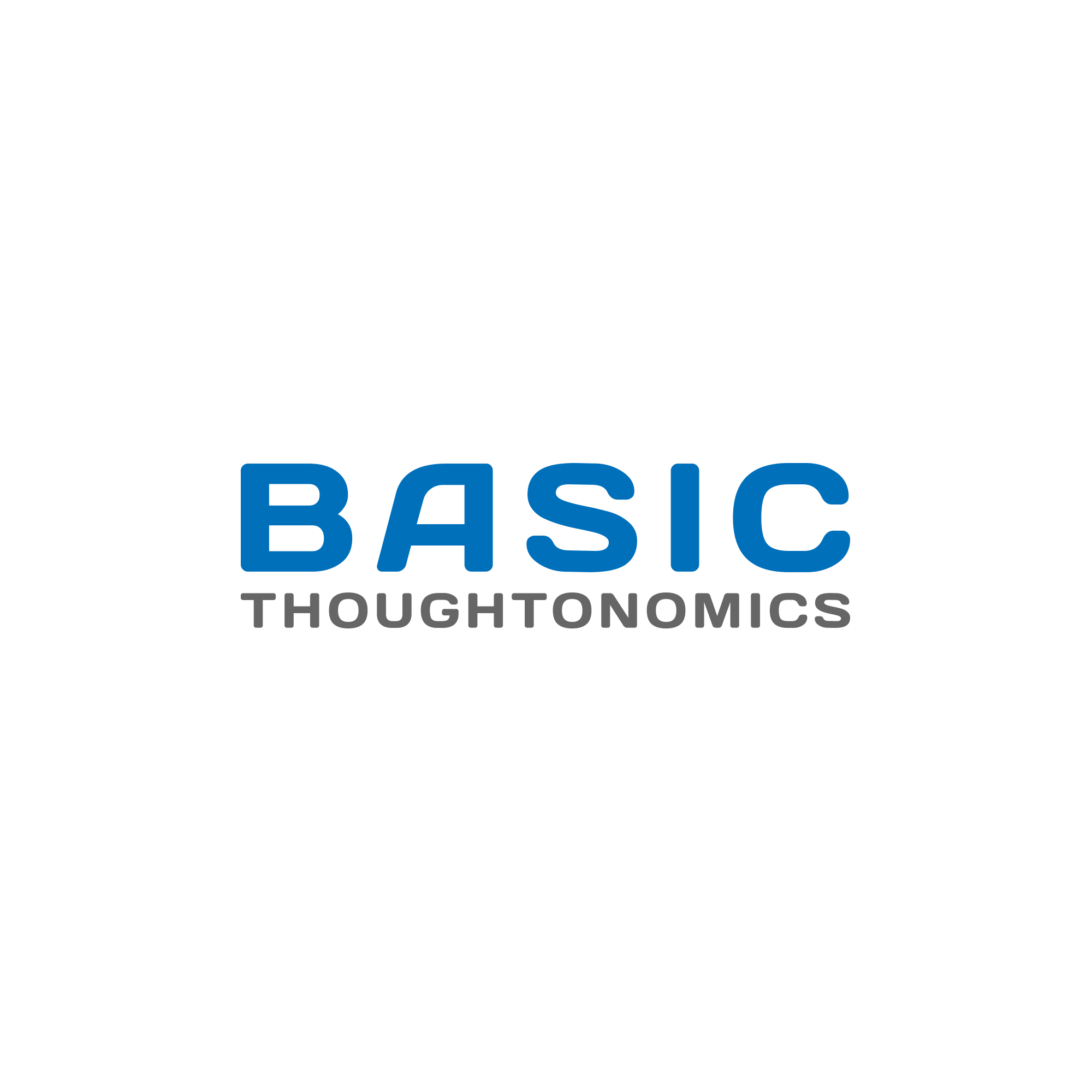 Basic Thoughtonomics show art