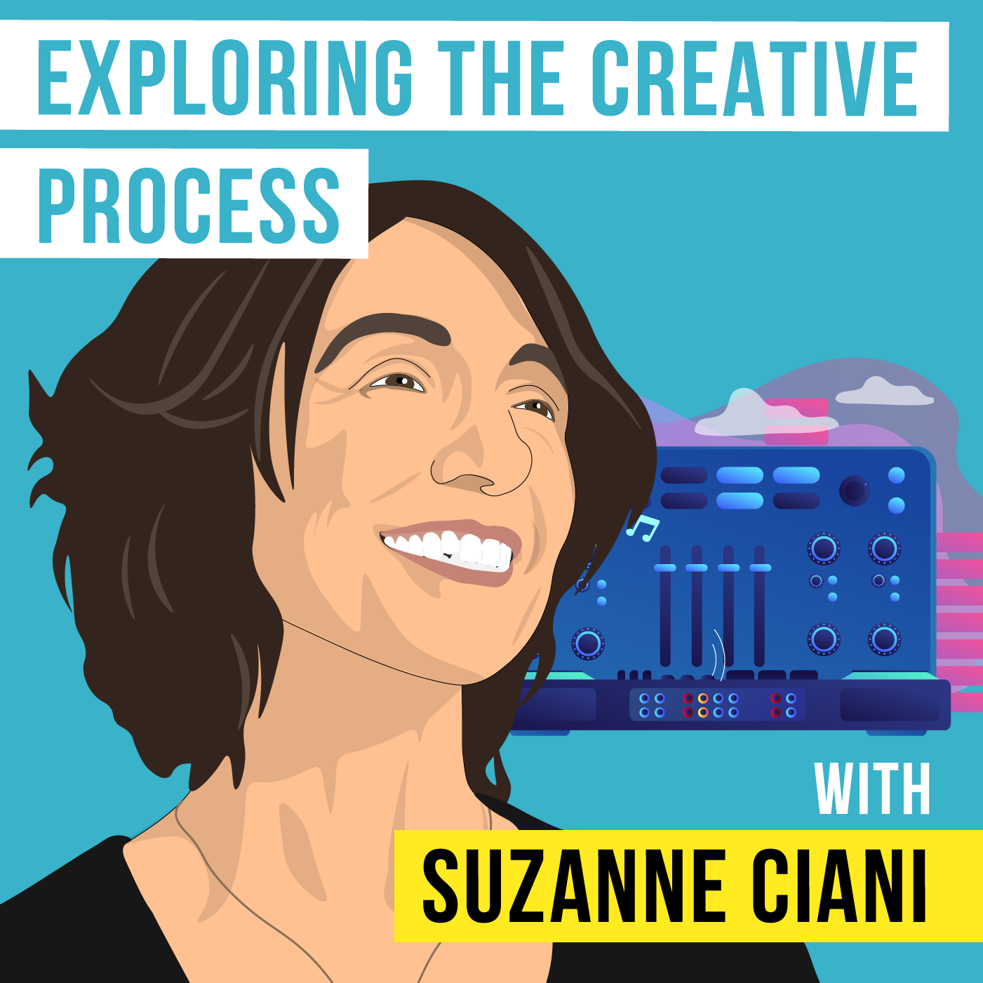 Suzanne Ciani - Exploring the Creative Process - [Invest Like the Best, EP. 239]