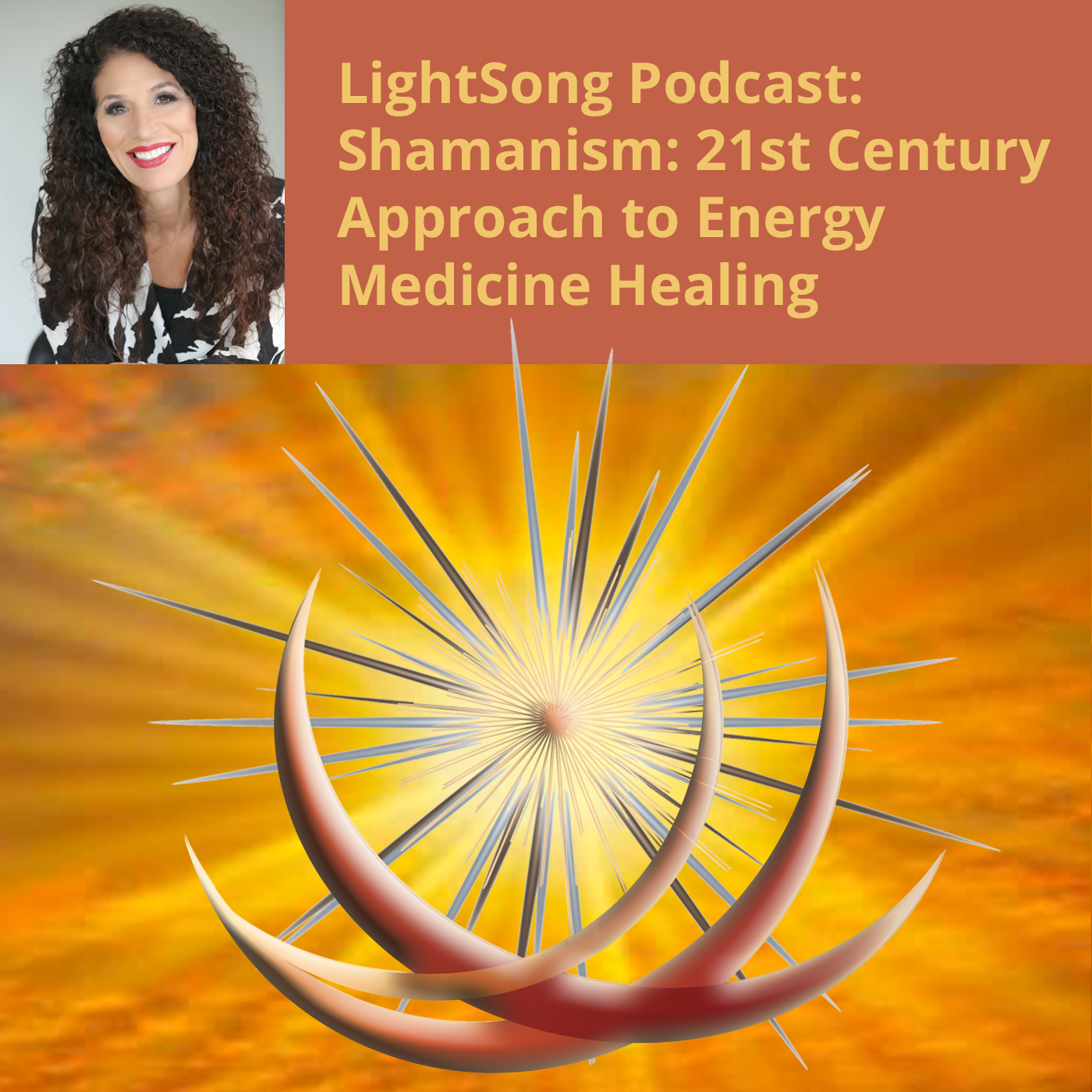 Shamanism: A 21st Century Approach to Energy Medicine Podcast show art