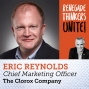 Artwork for 1: RTU: Influencer Marketing w Eric Reynolds, CMO, Clorox