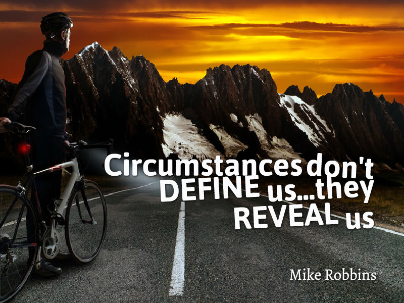 """Develop a Winning MINDSET"" with Mike Robbins"