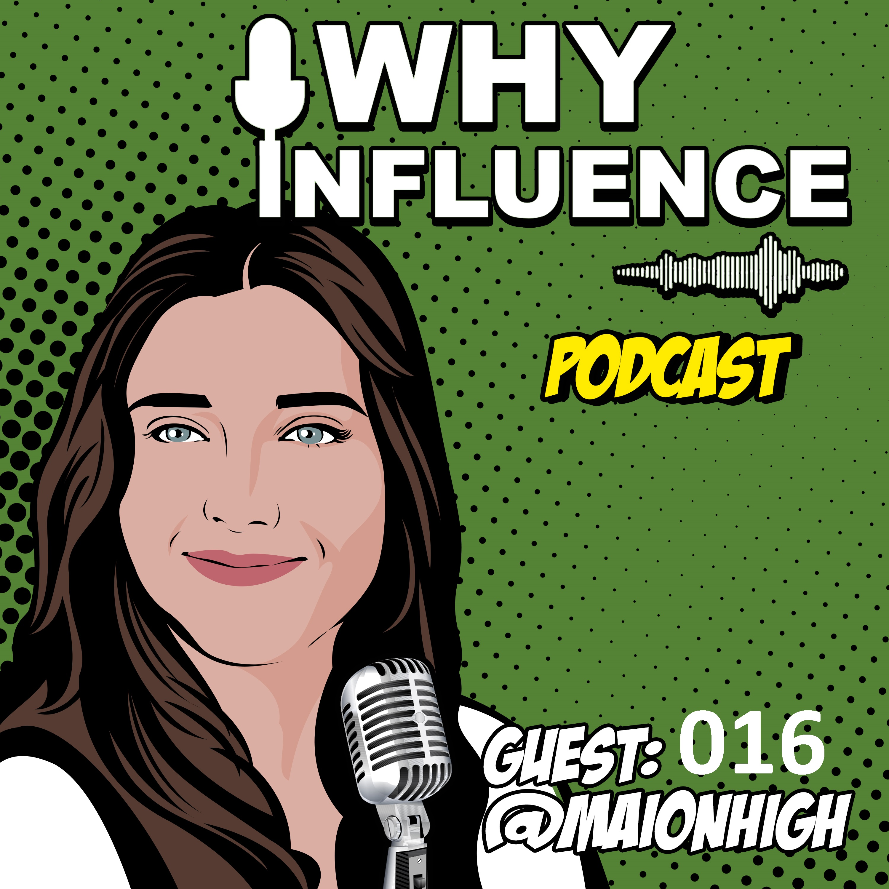 Lexie Janson Shares Why YouTube Can Make You More Positive and Empower Your Dreams. Maionhigh   016