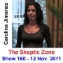 Artwork for The Skeptic Zone #160 - 12.Nov.2011