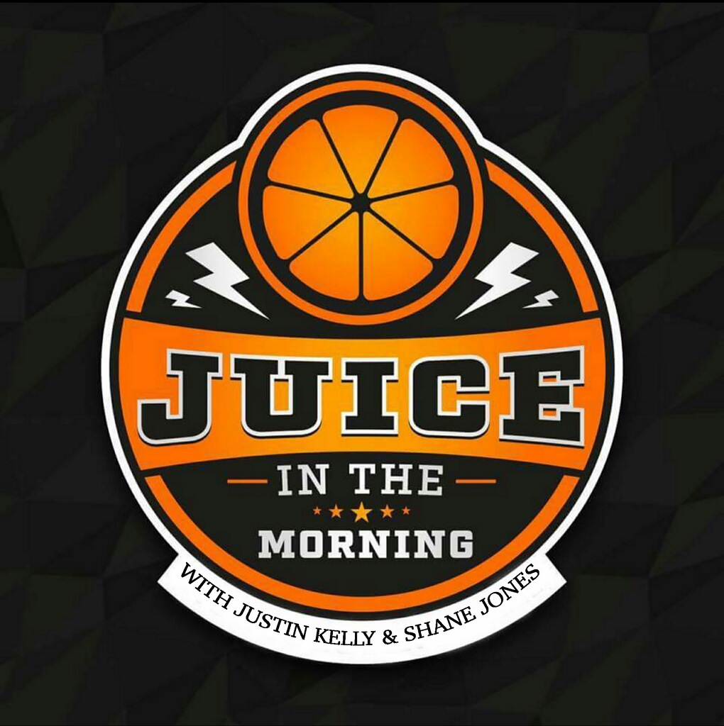 Artwork for Juice in the AM EP 55 (Austin Dickey)