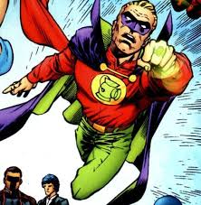 Heroes and Villains 68: Alan Scott, The Golden Age Green Lantern with Eric Isaacson