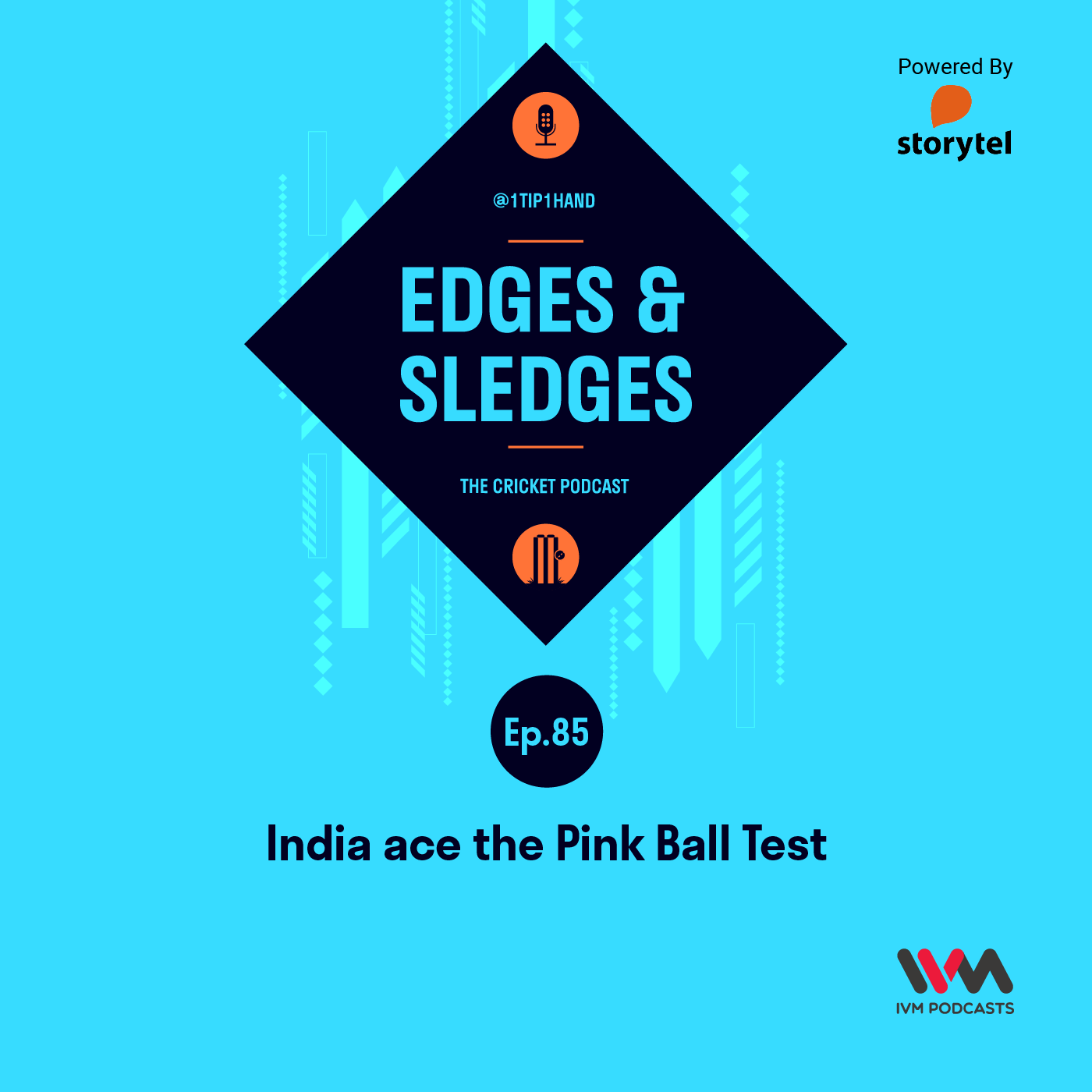 Ep. 85: India ace the Pink Ball Test