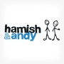 Artwork for Hamish and Andy - Wheel of Fortune finishes up.