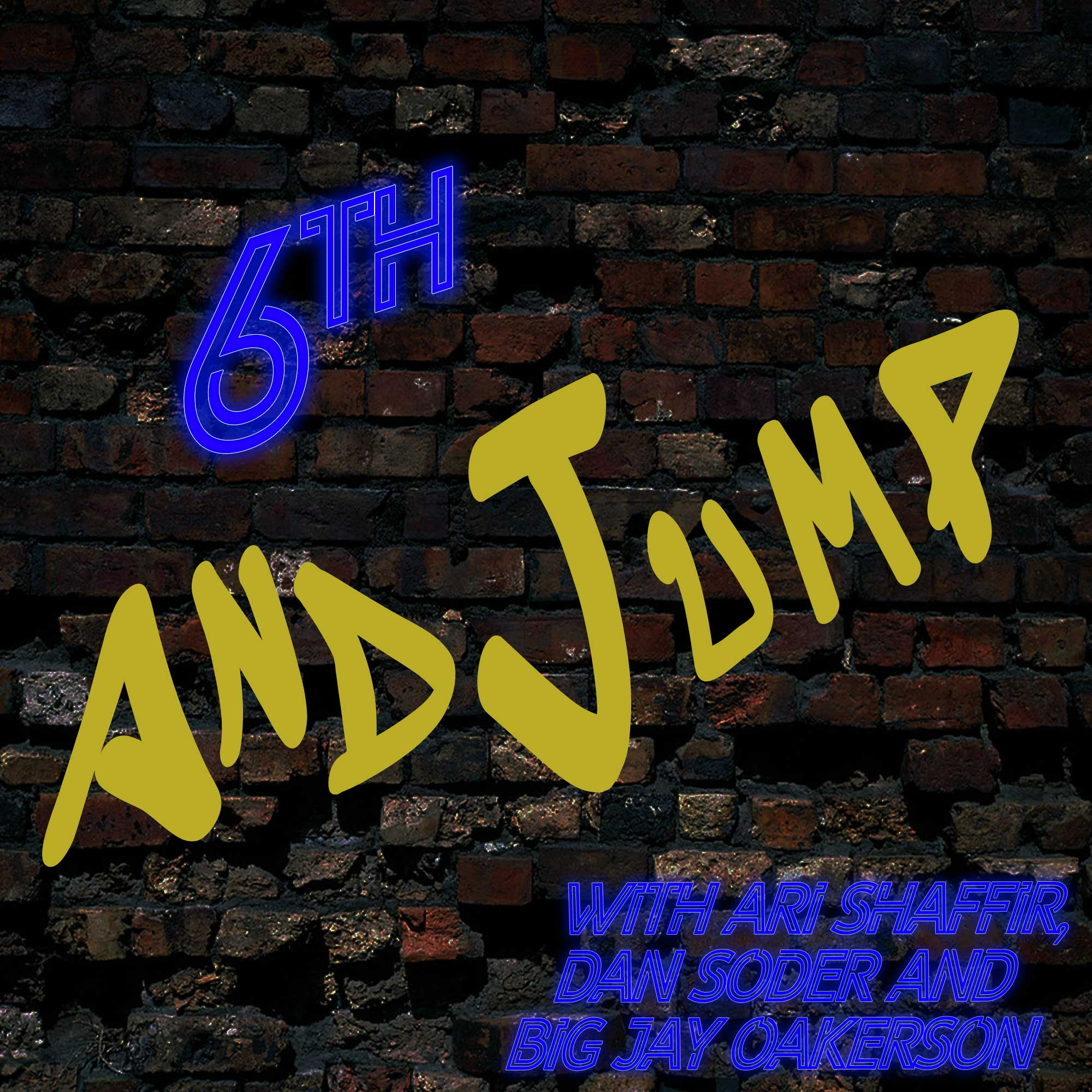6th and Jump show art