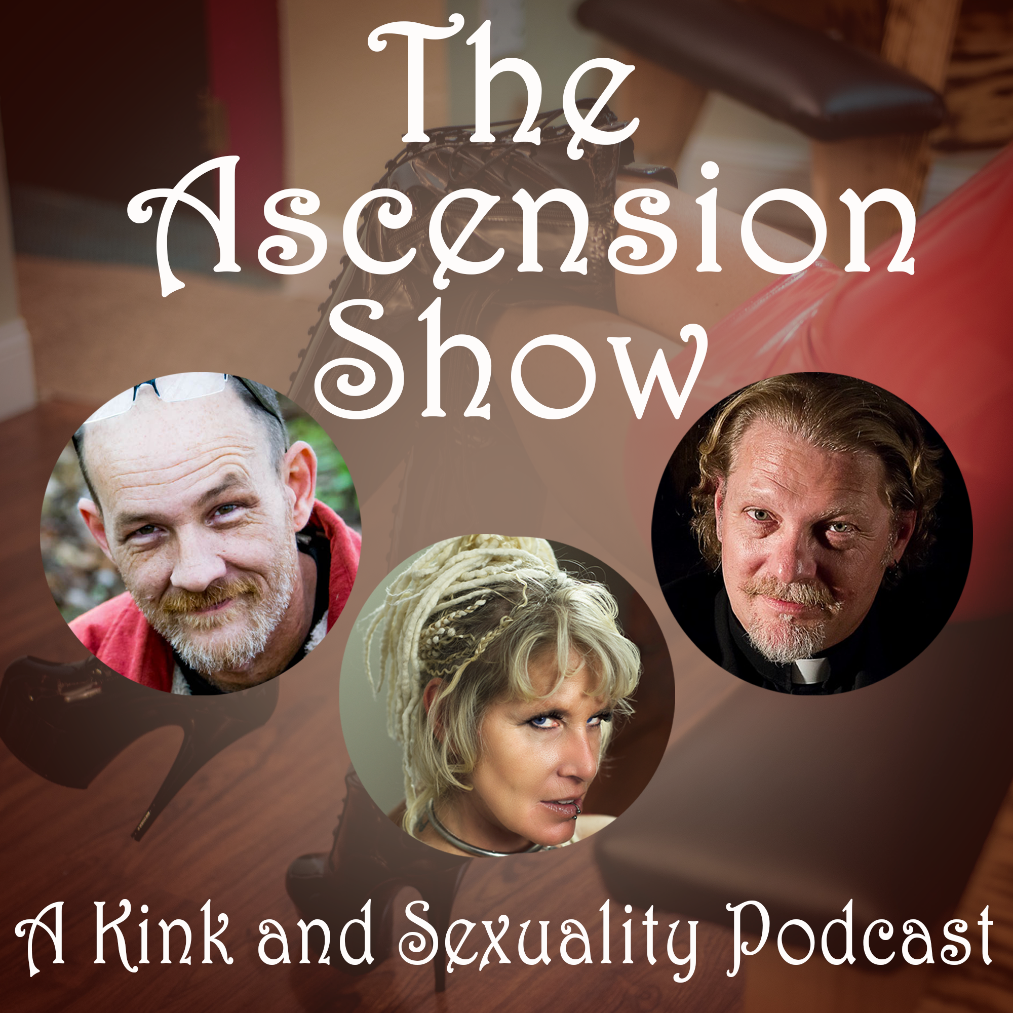 The Ascension Show - Kink Sexuality Podcast show art