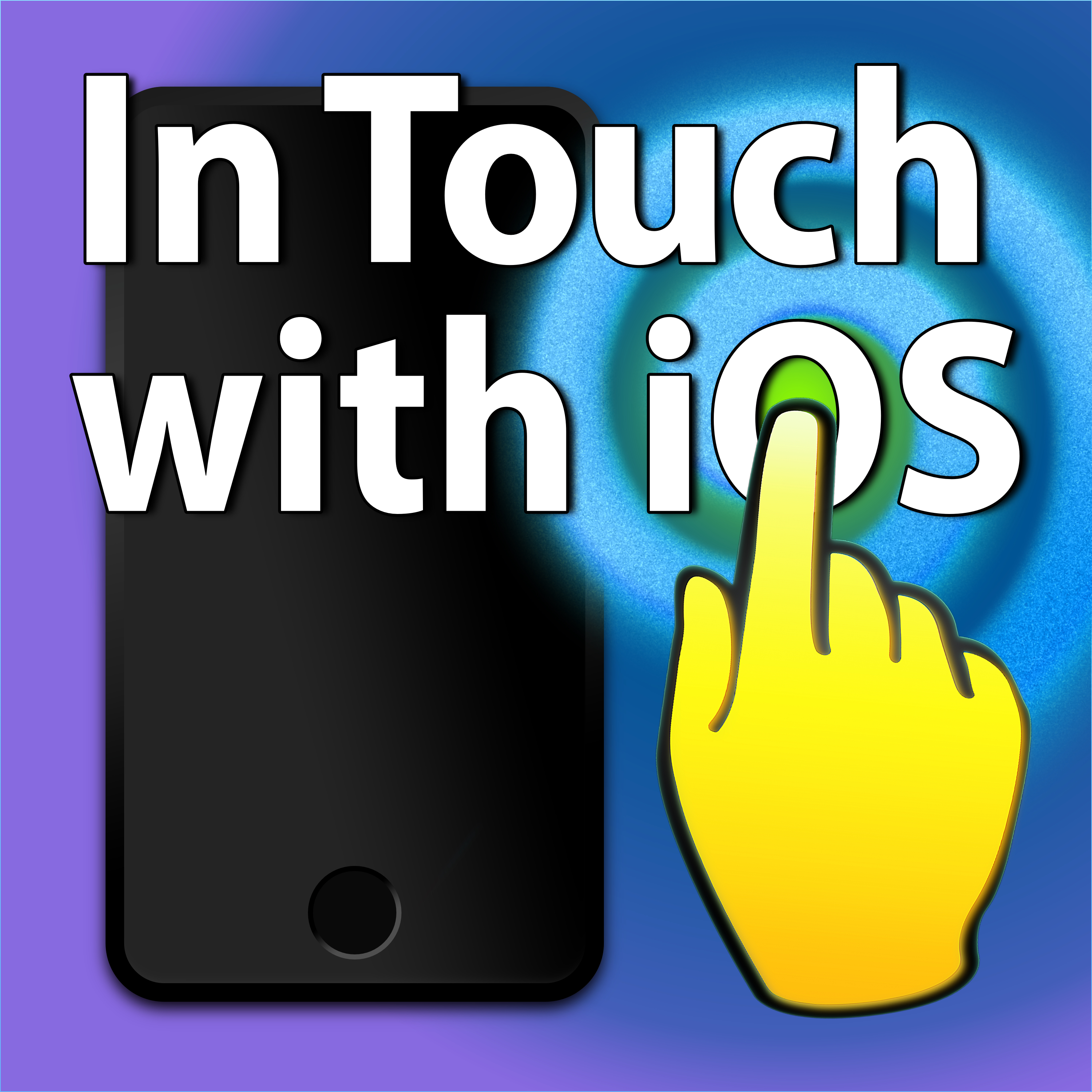 In Touch with iOS show art