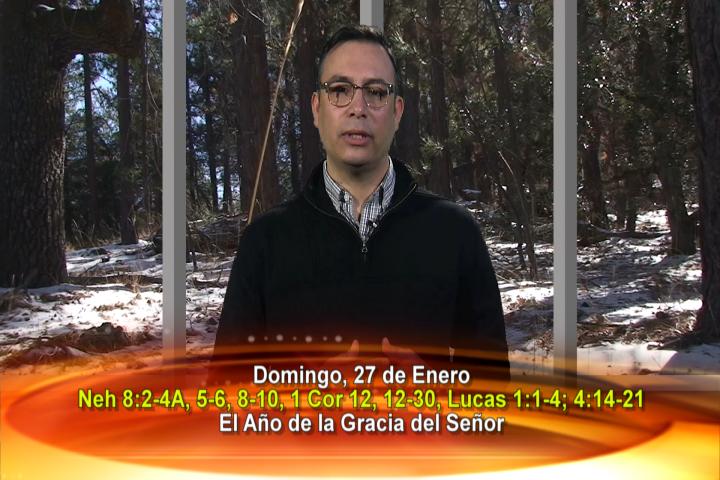 Artwork for Dios te Habla con Elder Samaniego; Tema el hoy: El Año de la Gracia del Señor