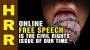 Artwork for Online free speech is the CIVIL RIGHTS issue of our time