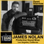 Artwork for 034 James Nolan - Location Sound Mixer based out of Los Angeles, California