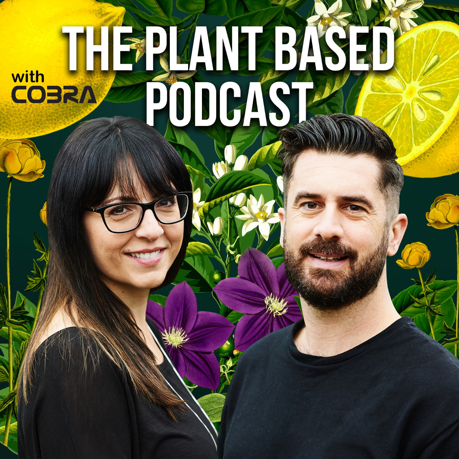 The Plant Based Podcast S4 Episode Seven - Plant trafficking and investigative journalism with Nelufar Hadayat