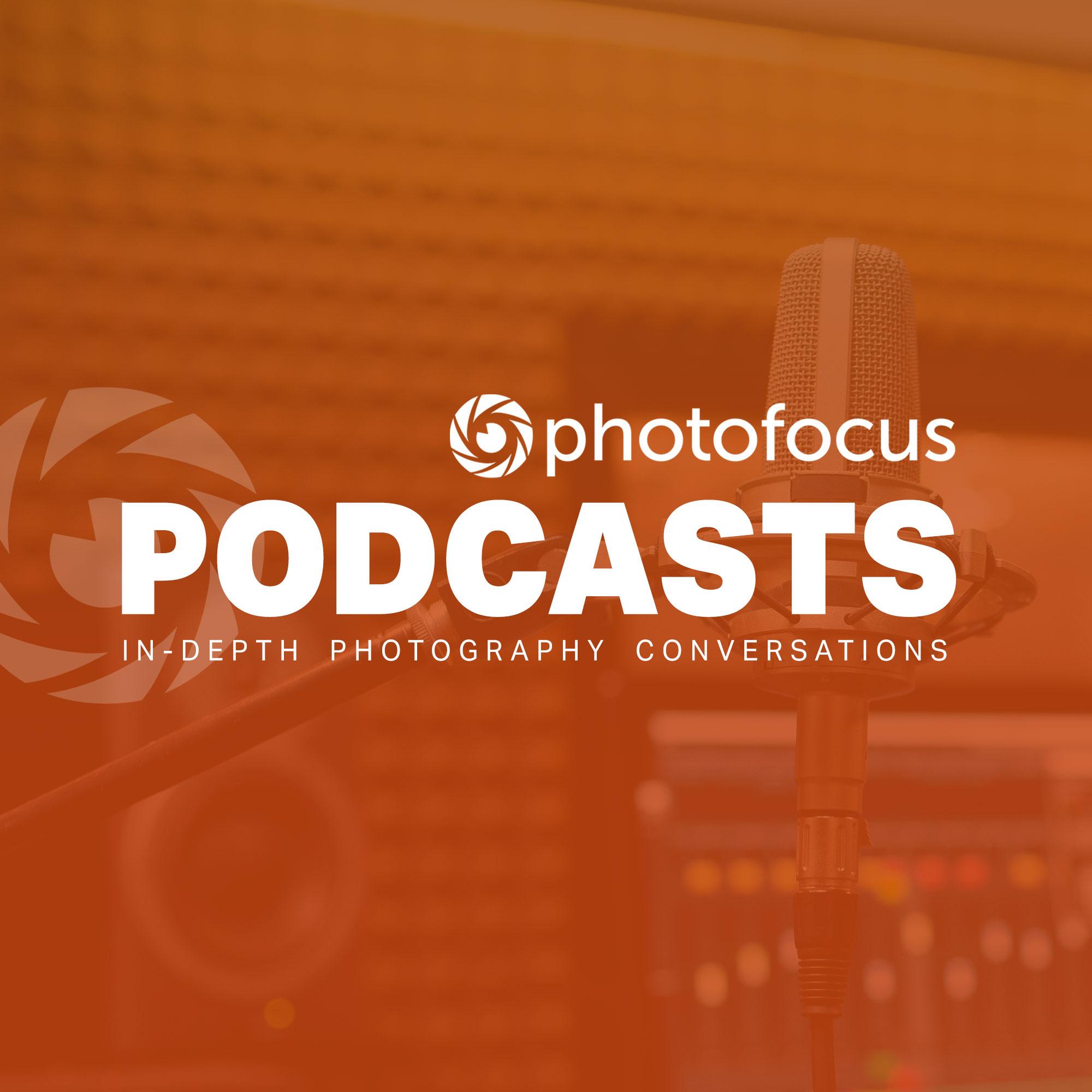 Photofocus Podcast show art