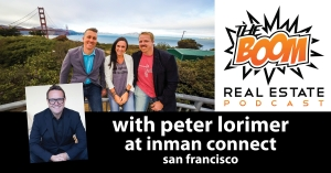 Episode 020 - Peter Lorimer at Inman Connect