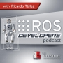 Artwork for RDP 025: Hardware ROS (H-ROS) with Victor Mayoral