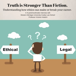 Truth is Stronger Than Fiction. Understanding how ethics can make or break your career. - EP42