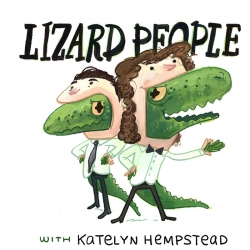 Lizard People: Comedy & Conspiracy Theories: Birds Aren't Real with Kyle Kenyon