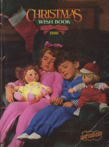 Stumbling Towards Adulthood- The 1986 Holiday Wishbook