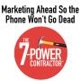 Artwork for Marketing Ahead So the Phone Won't Go Dead