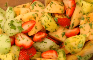 Summer Fruit Salad