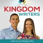 Artwork for #194: Following the Voice of God in Your Writing with Kellie Frazier
